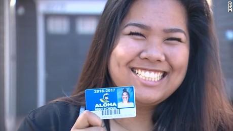 Student's Mulan ID goes viral