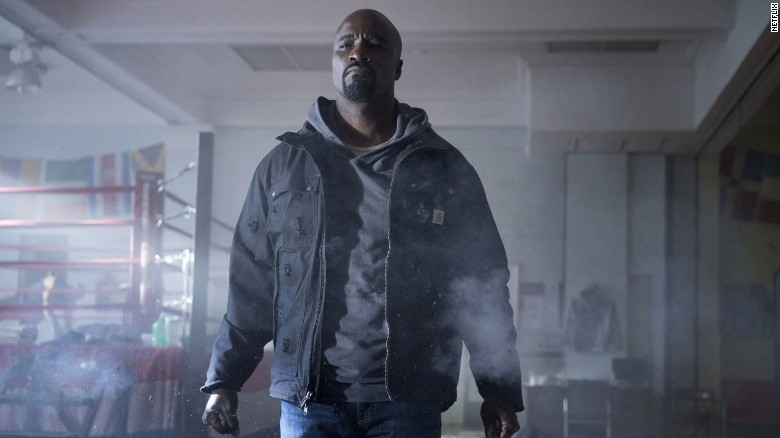 """<strong>""""Marvel's Luke Cage""""</strong> : Mike Colter stars as an indestructible crime fighter in this eagerly awaited series based on a Marvel comic book character. <strong>(Netflix) </strong>But that's just one of the many streaming offerings coming during the month. Others include:"""