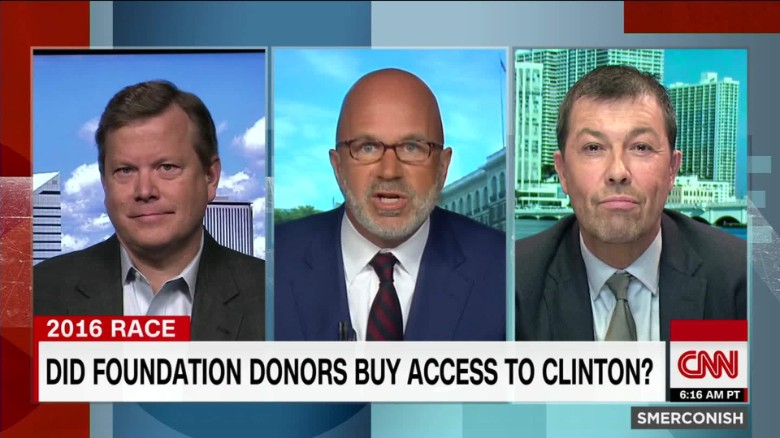 Did Foundation Donors Buy Access to Hillary Clinton?_00034520
