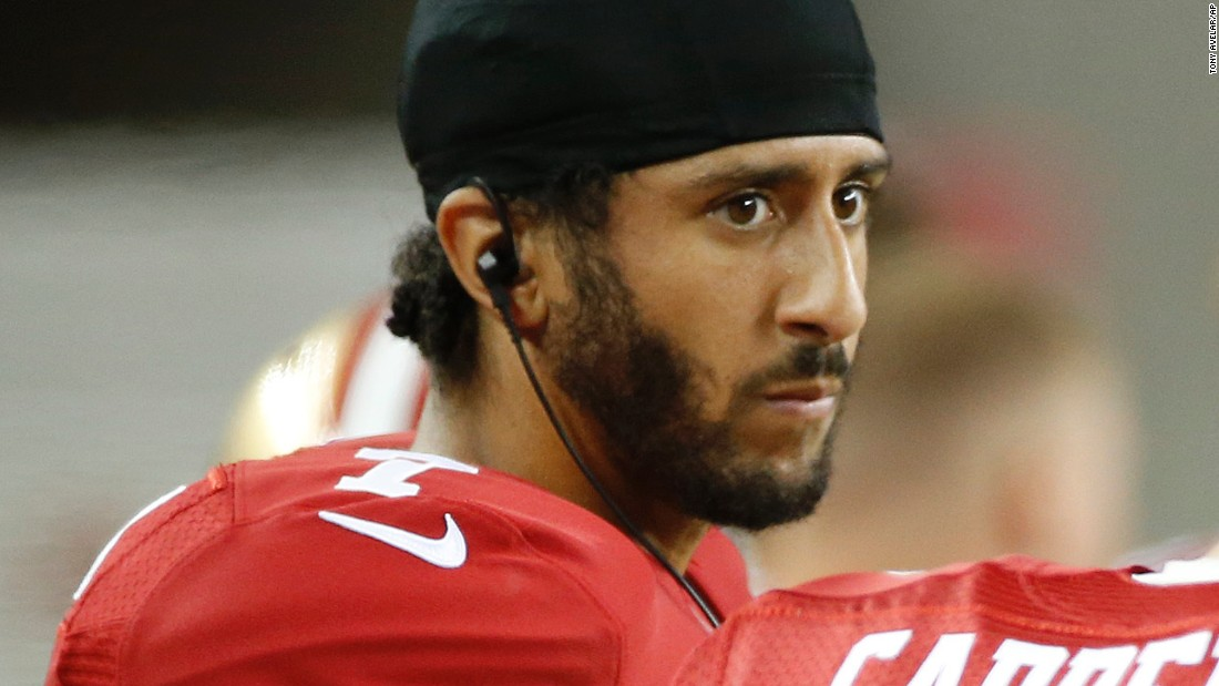 If salaries were adjusted for headlines, Kaepernick would be at the top of the list. The former University of Nevada two-way threat led the San Francisco 49ers to a near-Super Bowl win in just his 10th career start in 2013. Though Kaepernick lost his starting job to Blaine Gabbert after an injury last season, he rocked the league by refusing to stand for the national anthem during the 2016 preseason as a statement against racial injustice.