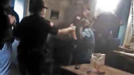 police pepper spray 84 year old woman pkg _00004225.jpg