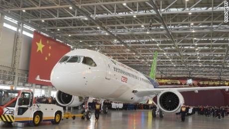 c919 china airliner