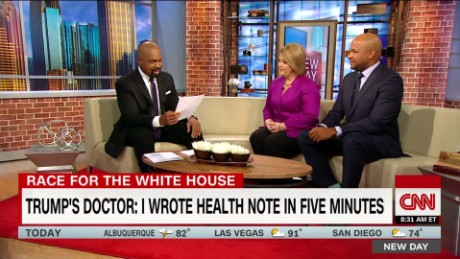 Donald Trump's doctor speaks out_00011413