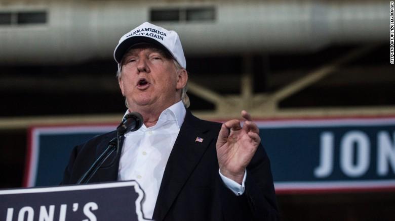 Could Donald Trump ride GOP senators' coattails?