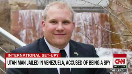 utah man jailed venezuela accused of being a spy mia love holt lead tapper intv_00031225