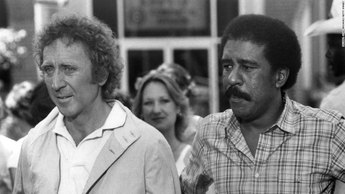 """Wilder stars with comedian Richard Pryor in 1980's """"Stir Crazy."""" The two did several movies together."""