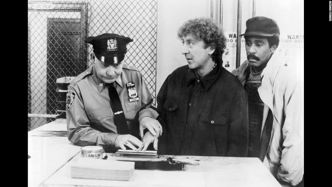 """Wilder and Pryor were back at it again with """"See No Evil, Hear No Evil"""" in 1989. Wilder played a deaf man who is best friends with Pryor's blind character."""