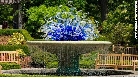 Chihuly, Kahlo And More: Blockbuster Art In The Garden
