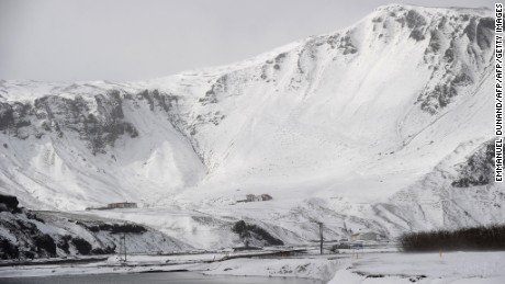Iceland's Meteorological Office say it is monitoring the Katla volcano following several large earthquakes