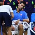 Djokovic Injury US Open