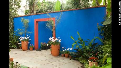 The New York Botanical Garden's Casa Azul replica will reappear in Tuscon.