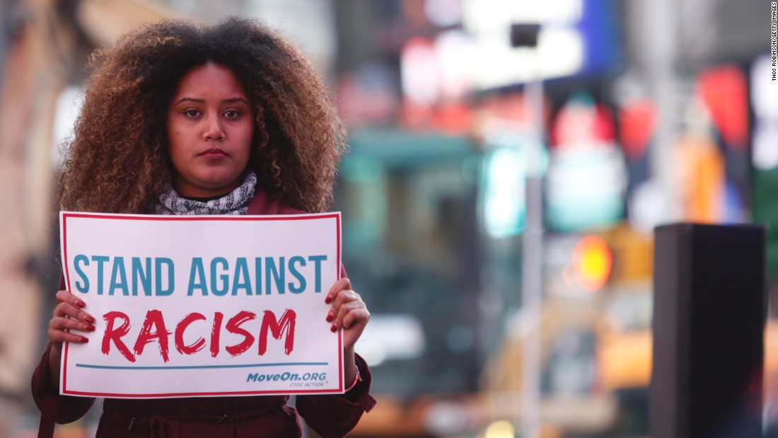 Opinion: Why we'll help Mr. Trump put people of color first