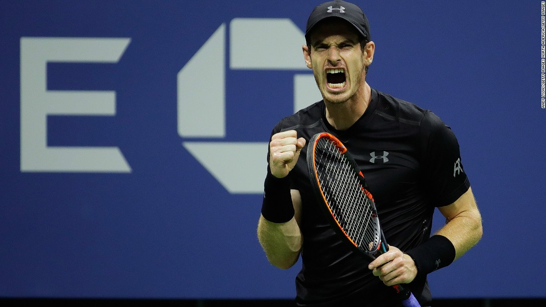 Del Potro's vanquisher in Rio, Andy Murray was also untroubled in his opening match beating Lukas Rosol of the Czech Republic 6-3 6-2 6-2.