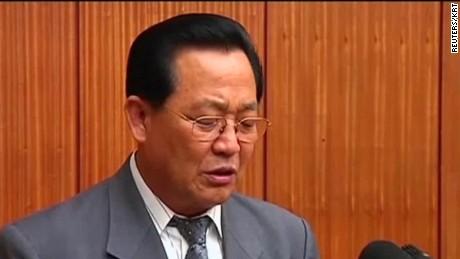 north korea allegedly executes official hancocks ns_00011911