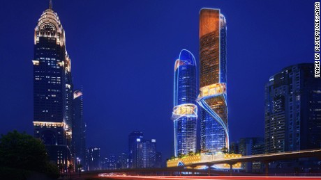 The high-tech hotel will sit in the city's business center, neighboring Dubai Internet City and Al Kazim Towers.