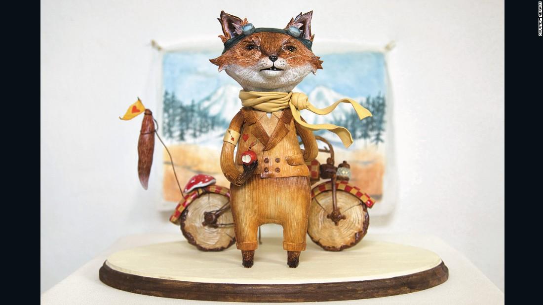 "Mr. Fox from ""Fantastic Mr. Fox."""
