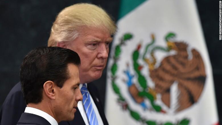Trump's tough talk on immigration