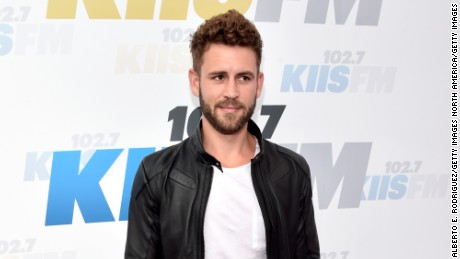 CARSON, CA - MAY 14:  TV personality Nick Viall attends KIIS FM's Wango Tango 2016 at StubHub Center on May 14, 2016 in Carson, California.  (Photo by Alberto E. Rodriguez/Getty Images)