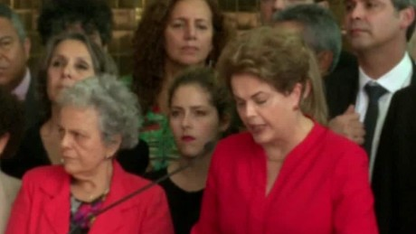 Dilma Rousseff ousted in impeachment vote