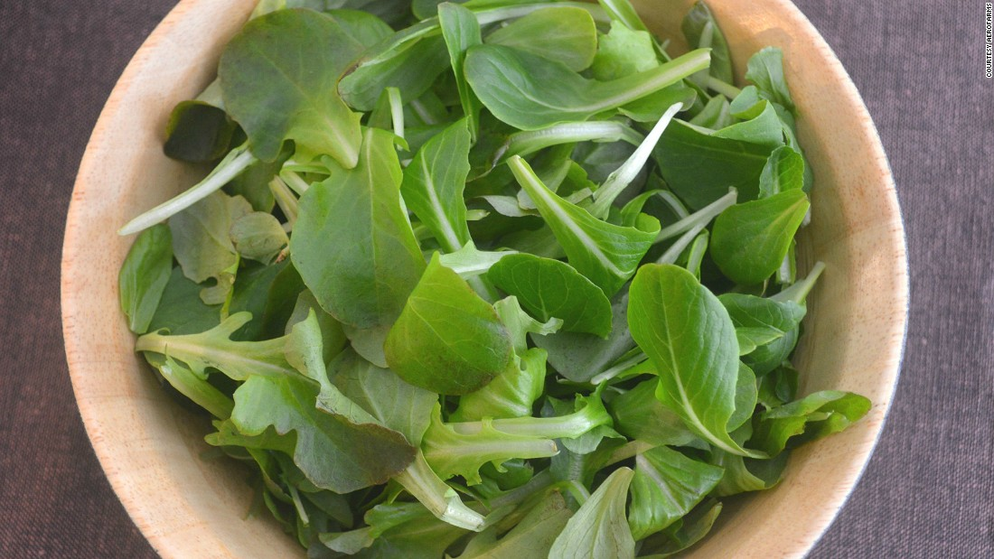The leaves cost about 20% more than other greens, which is about the same premium as organic produce. <br />