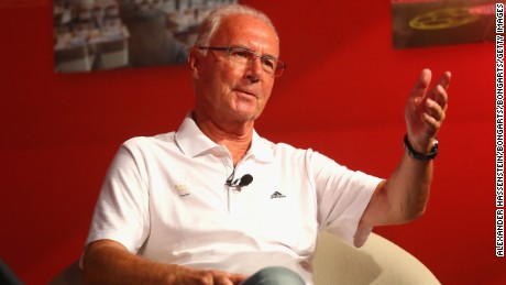 Franz Beckenbauer: Criminal probe launched