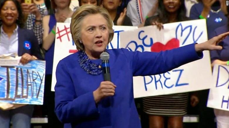 Hillary Clinton raises record $143 million in August