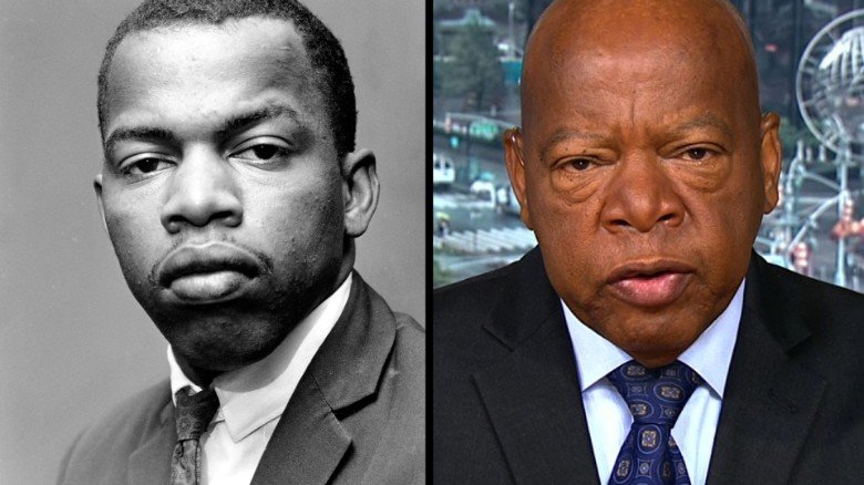 John Lewis: Five decades of fighting for civil rights