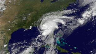Birth of a hurricane: Inside Hermine at 5,000 feet