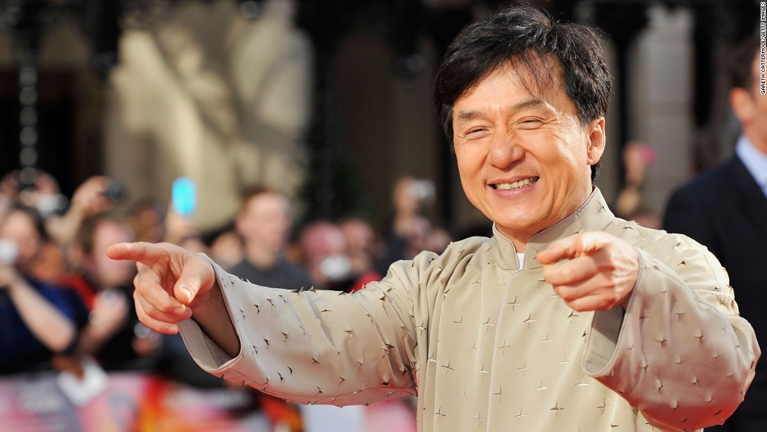 jackie chan to ...