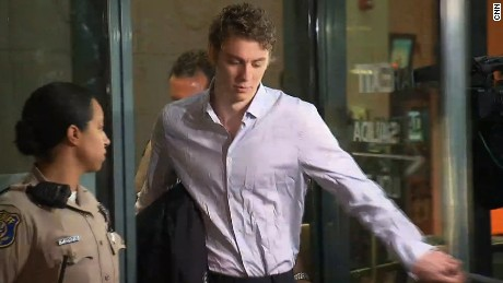 BROCK TURNER RELEASED FROM COUNTY JAIL  Synopsis: Brock Turner released from jail early Friday morning in San Jose.