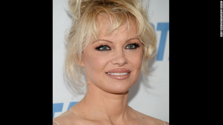Pamela Anderson on Aging in the Digital World