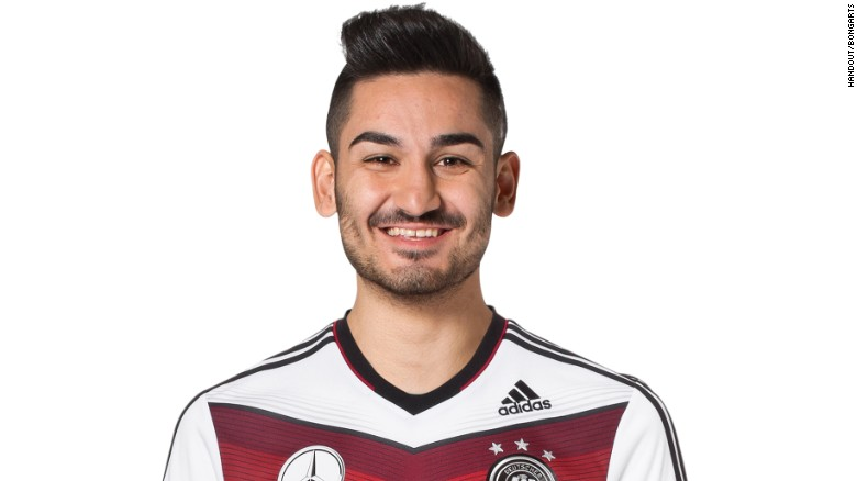 Ilkay Gundogan began his career at VFL Bochum, going on to star for FC Nurnberg & Borussia Dortmund