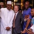 Zuckerberg and Buhari
