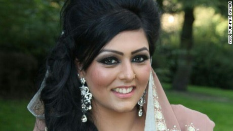 British woman was raped before 'honour' killing, finds probe