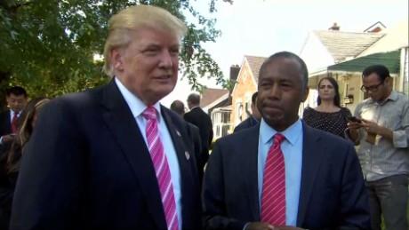 Donald Trump Ben Carson home Detroit_00000000