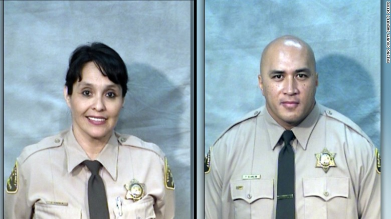 Visitor shoots 2 correctional officers in California