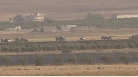 Turkey says it has reclaimed ISIS controlled region