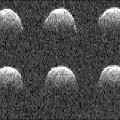 Bennu radar image