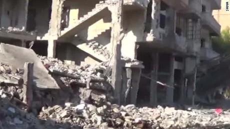 syrian media reports several killed in bombing arwa damon_00002704.jpg