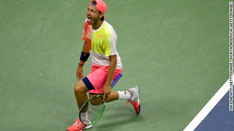 Rafael Nadal suffered a dramatic five-set loss to Frenchman Lucas Pouille.