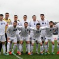 Kosovo team photo friendly haiti football