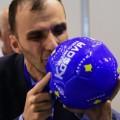 Kosovo UEFA celebration