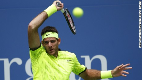 Del Potro the comeback king