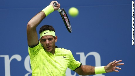 Del Potro has had a strong second half of the season, with Olympic singles gold, a US Open quarterfinals spot and now his first title in more than two years in Stockholm.