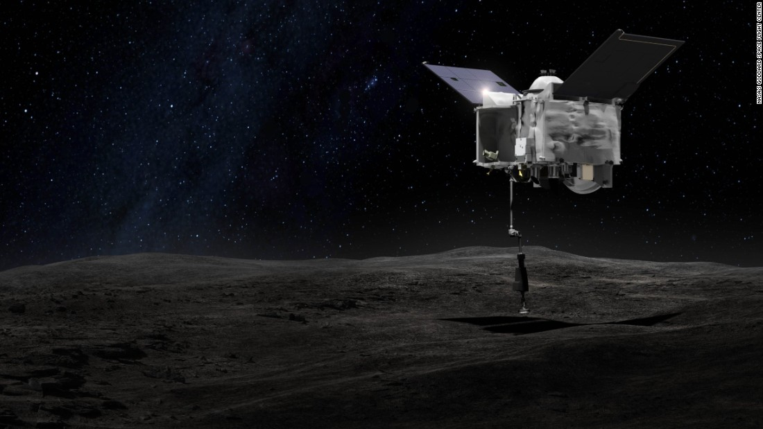 Why is NASA chasing this asteroid? - CNN.com