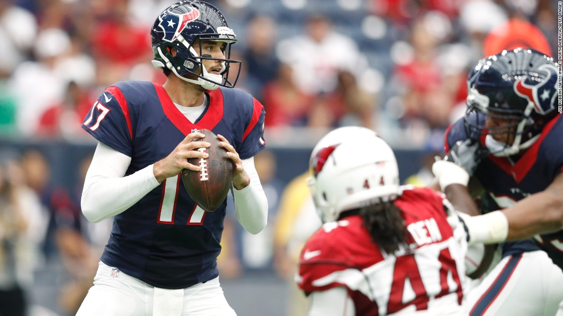 """The new Houston Texans quarterback served four years as Peyton Manning's understudy in Denver, and compiled a 5-2 record as a starter when Manning went down with an injury during last year's Super Bowl season. Interestingly, Denver GM John Elway didn't see Osweiler as a permanent replacement for the retired Manning.  """"He had an opportunity to make a tremendous amount of money in Houston, and for us, it just didn't fit,"""" Elway told the Denver Post."""