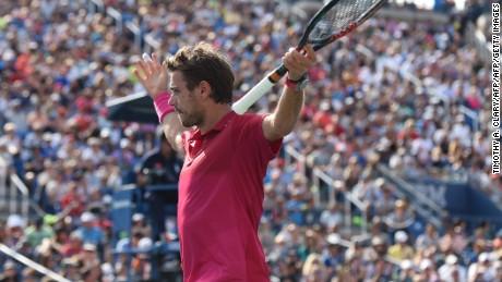 Stan Wawrinka wins US Open