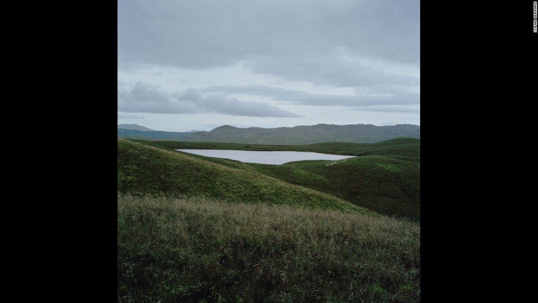 After living in London, Gerrard returned to her native Scotland with a sense of nostalgia. She wanted to explore the landscape and understand the people responsible for maintaining it.