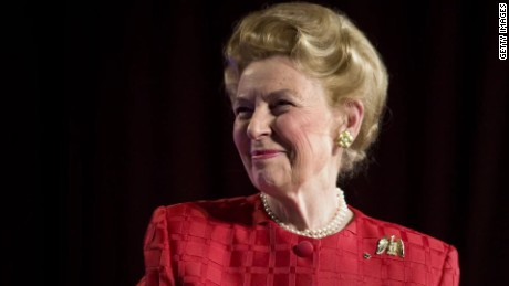 10 quotes that define Phyllis Schlafly's life as an anti-feminist