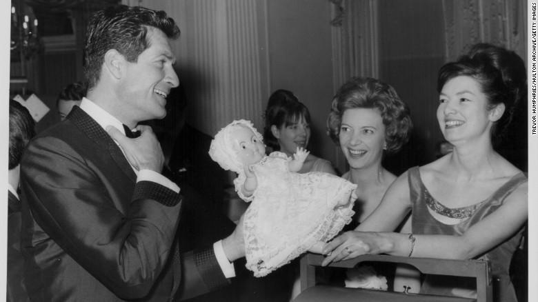 O'Brian was born Hugh Charles Krampe.